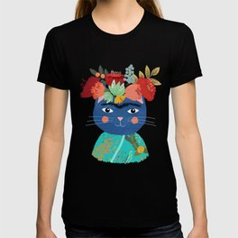 Frida Cat T-shirt