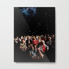 The Planetarium Metal Print