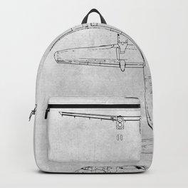 Dash 8 Q400 Backpack