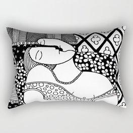 Picasso - The dream Rectangular Pillow