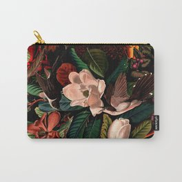FLORAL AND BIRDS XIV Tasche