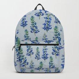 Blue Bonnets Backpack