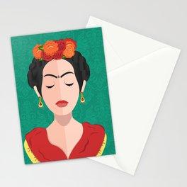 The Joyful Exit (Frida) Stationery Cards