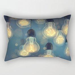 constellation lights Rectangular Pillow