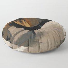 Grand Piano Artwork Floor Pillow