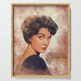 Connie Francis, Music Legend Serving Tray