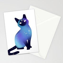 Galaxy Kitties Stationery Cards