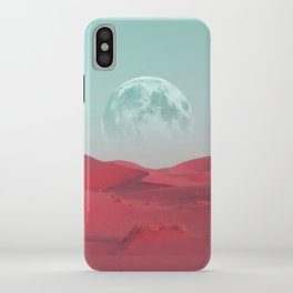 Pink Sahara iPhone Case
