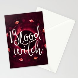 Blood Witch Stationery Cards