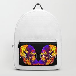 The Seven deadly Sins - GLUTTONY Backpack
