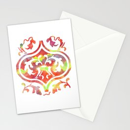 Elm Leaf Stationery Cards