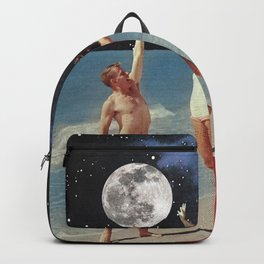 Reaching for the Moon Backpack