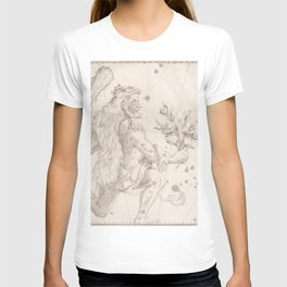 Johann Bayer - Uranometria / Measuring the Heavens (1661) - 07 Hercules T-shirt