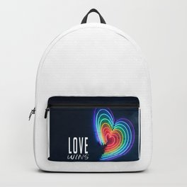 Love Wins Backpack