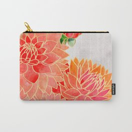 Pacey colorful bouquet Carry-All Pouch