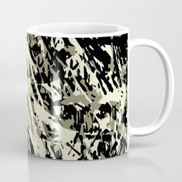 Brush Marks Coffee Mug
