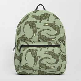 Crocodiles (Camo Palette) Backpack