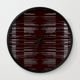 Phile Wall Clock