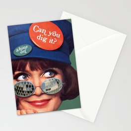 Outta Sight Stationery Cards