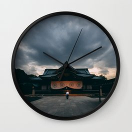 Tokyo 53 Wall Clock