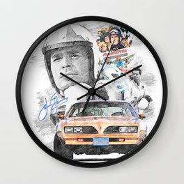 James Garner Wall Clock