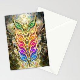 Dragon Eyes Stationery Cards