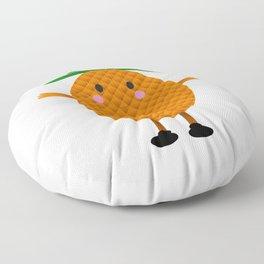 Mister Pineapple  Floor Pillow