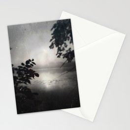 Ghostly Gardens The Mists of Shadow Lake  Stationery Cards