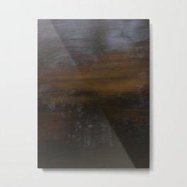 Blur Rain 8 Metal Print