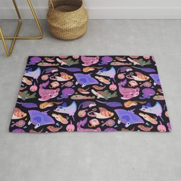 Ray day 2 Rug