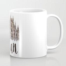 Milan watercolor Coffee Mug