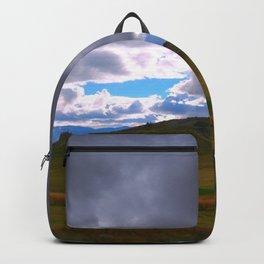 Breaking Blue Backpack