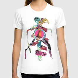 CutOuts - 3 T-shirt