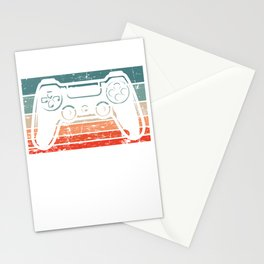 Game Controller Stationery Cards