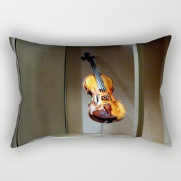 Visualise Beautiful Music Rectangular Pillow