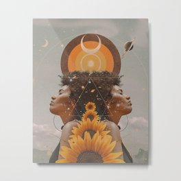 Bloom from within Metal Print