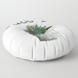 Succ it. Floor Pillow