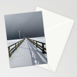 Seebrücke Ahlbeck Stationery Cards