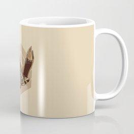 Steampunk Eagle Coffee Mug