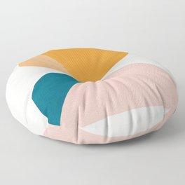Abstraction_Balances_004 Floor Pillow