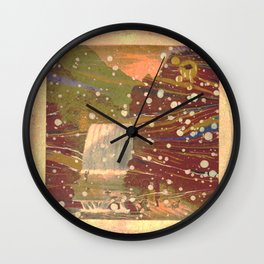 REIMAGINE Wall Clock