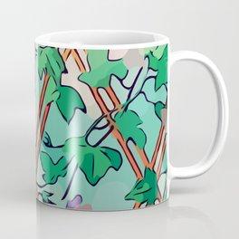 Enchant Botanical Dream Garden Coffee Mug