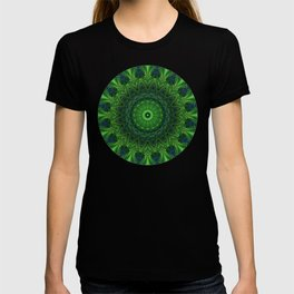 Green and Serene T-shirt