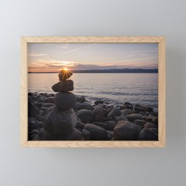 Adirondacks Framed Mini Art Print