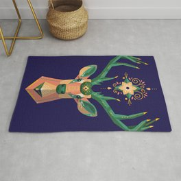 The Daybreak Loyalist - Mystic Stag Color Rug