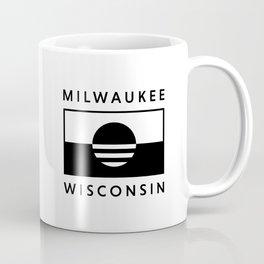 Milwaukee Wisconsin - White - People's Flag of Milwaukee Coffee Mug