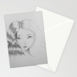 Portrait: Nym Stationery Cards