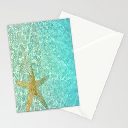 Sea Treasures Stationery Cards