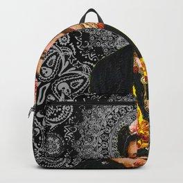 Frida Kahlo 4  Backpack