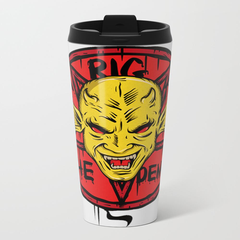 Shout At The Devil Travel Mug TRM7566051